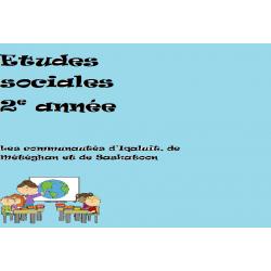 Etudes Sociales 2ème année