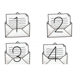 # 1-2-3-4-5-6 ATELIERS (enveloppes)