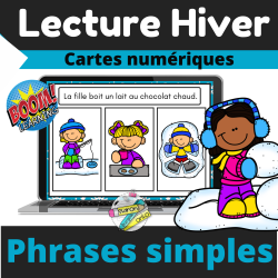 Lecture Hiver Boom Cards