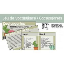 Cactusgories