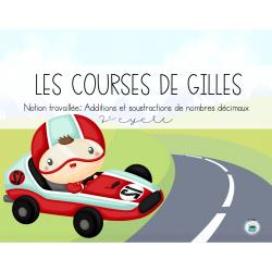 Les courses de Gilles