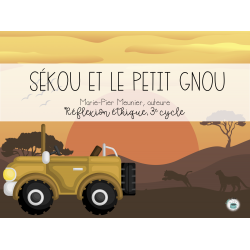 Sékou et le petit Gnou