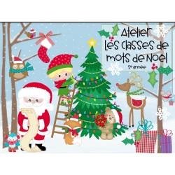 """Atelier """"Les classes de mots de Noël"""""""
