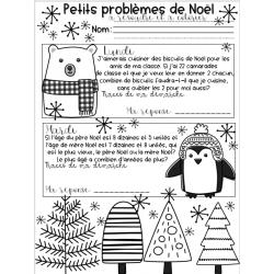 Petits problèmes de Noël