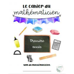 Le cahier du mathématicien