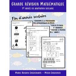 Grande Révision Mathématique - 1re année