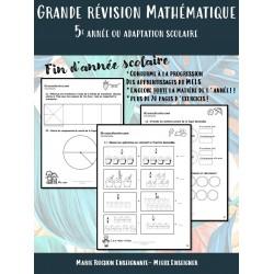 Grande Révision Mathématique - 5e année