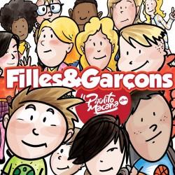 Filles & Garçons d'aujourd'hui. Clip Arts