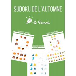 Sudoku de l'automne