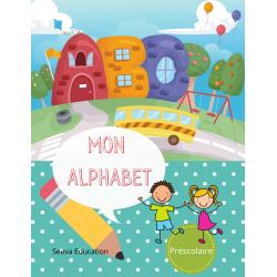26 affiches alphabet