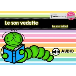 Le son vedette - Boom Learning