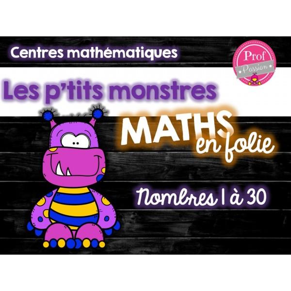 Centres mathématiques - octobre