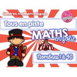 Centres mathématiques - novembre
