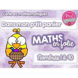 Centres mathématiques - avril