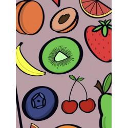 Cherche et trouve - Les fruits