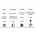 Ateliers religions