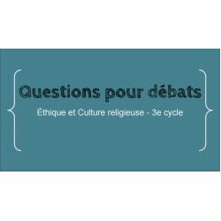 Questions pour débats