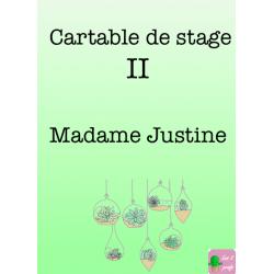 Cartable de stage (modifiable)