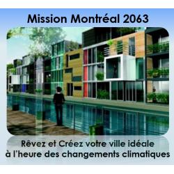 Mission Montréal 2063 (Jeu interactif)