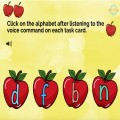 Identify the Lower Case Alphabets - Boom Cards™