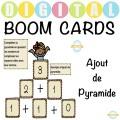 Ajout de Pyramide - Boom Cartes ™