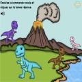 Activité Couleurs avec Dinosaure - Audio activé
