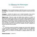 Le Mémory des Stéréotypes