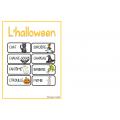 Mots-étiquettes Halloween