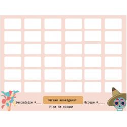 Plan de classe (espagnol)