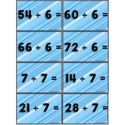 Cartes - Divisions 2 à 10 jusqu'à 12