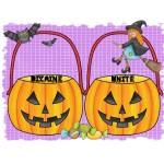 Atelier :unité-dizaine Halloween