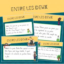Rédaction : ENTRE LES DEUX