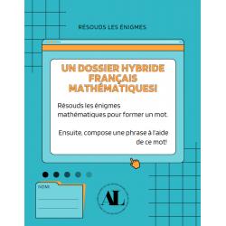 Dossier hybride Français-Maths-FPT