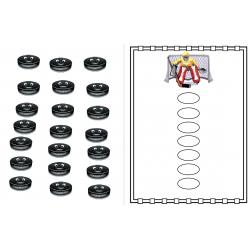 système renforcements positifs aléatoires hockey