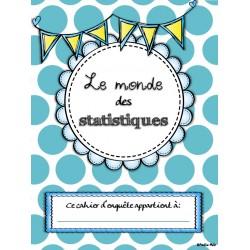 Cahier de l'élève - Le monde des statistiques