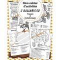 Cahier d'activités - Halloween - Fr et math
