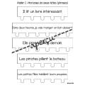 4 ateliers - Grammaire de la phrase
