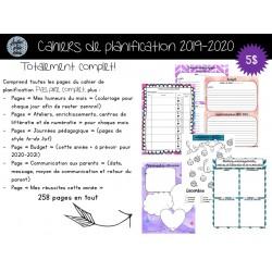 Cahier de planif 2019-2020 Totalement complet