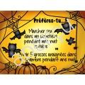 Préfères-tu...? - Version Halloween