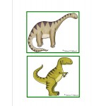 Dinosaures: Qui suis-je?