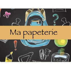 Ma papeterie