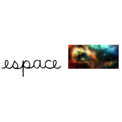 mots d'espace (cursive)