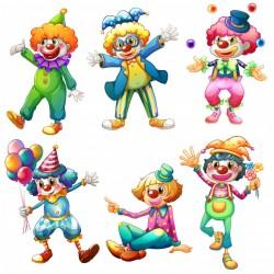 Le clown : Dossier de lecture