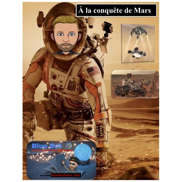 À la conquête de Mars