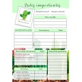 Cahier planification préscolaire 19-20