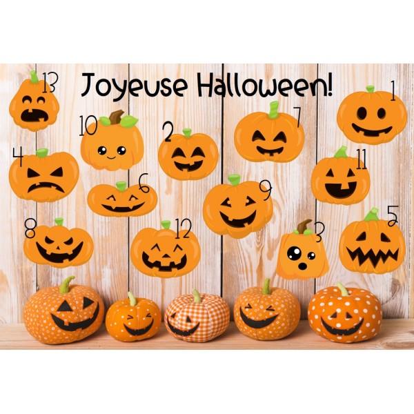 13 jours d'Halloween