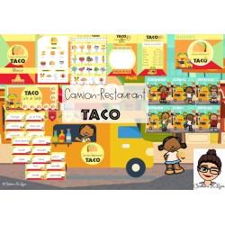 Coin Camion-Restaurant Taco