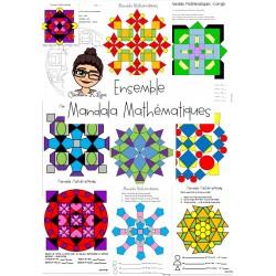 Ensemble Mandala Mathématiques