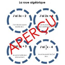 La roue algébrique