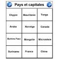 Capitales mondiales
